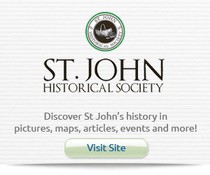 St John Historical Society web site