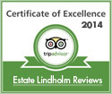 Tripadvisor Reviews for Estate Lindholm